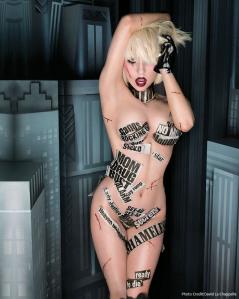 Gaga Wrapped