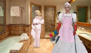 the queen and the maid hahaha