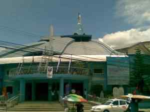 Fatima Church from enterdavao dot com