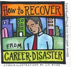 how to recover fro mcareer disaster